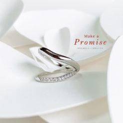 แหวนแต่งงานเพชรล้อม