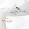 แหวนแต่งงานเพชรแท้ ทองคำขาว